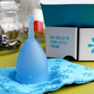 menstruatiecup lunacopine ecologisch alternatief tampons maandverband