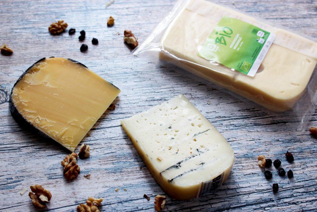 vegetarische kazen Parmezaanse kaas vegetarisch alternatief