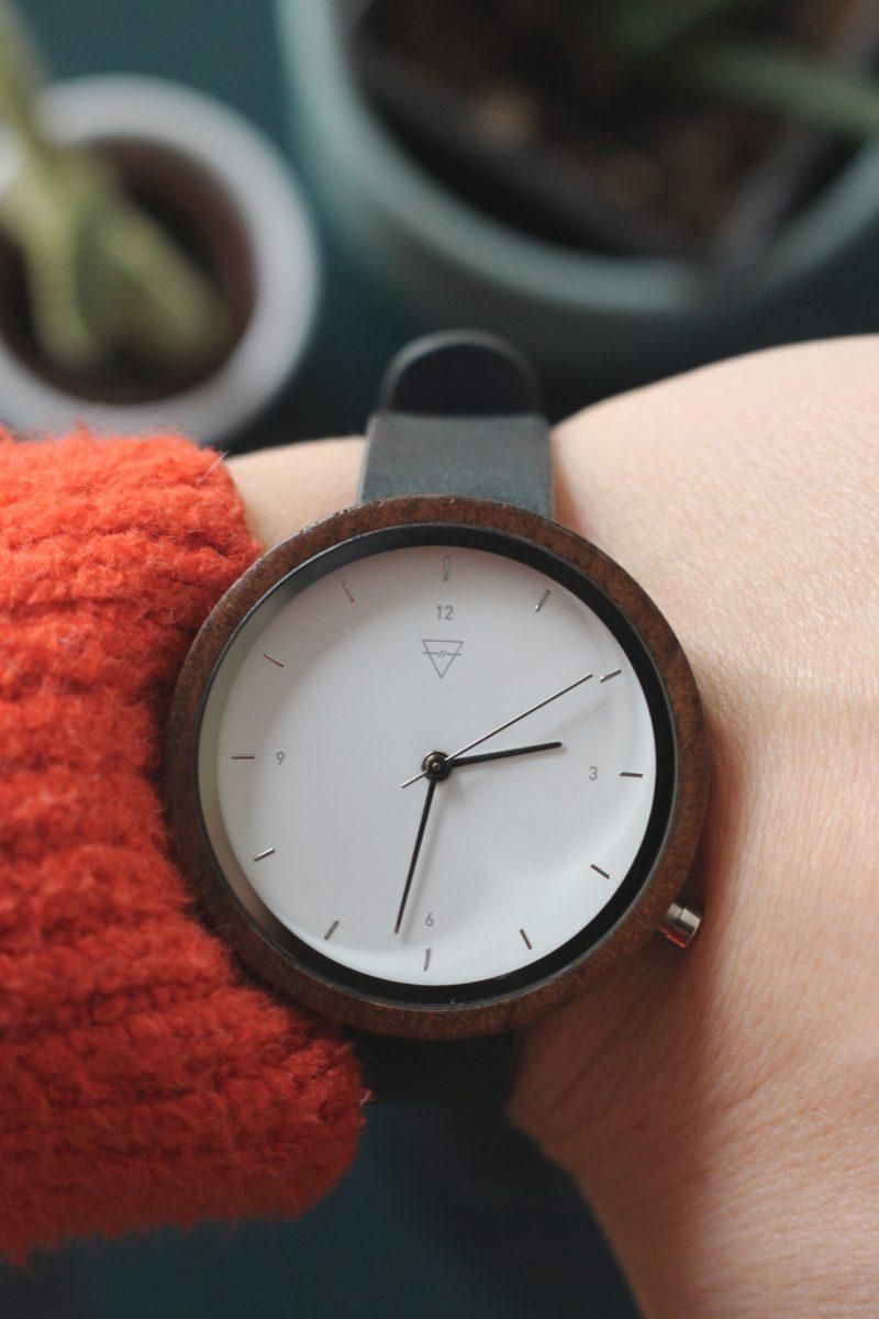Kerbholz duurzaam horloge uit hout