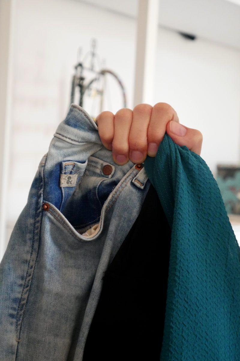 polyester kleren wassen microplastics