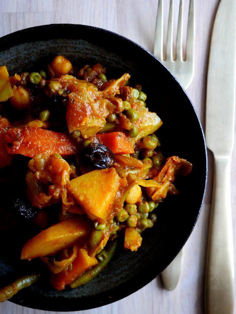 vegetarisch eten Mechelen La Boya marokkaans