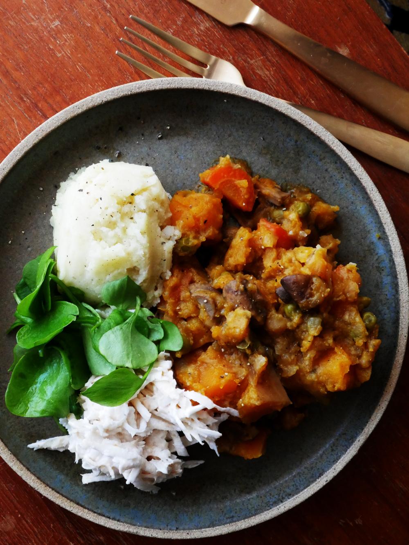 Vegan stoverij recept seizoensgroenten
